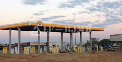 AUSTRALIA STEEL STRUCTURE GAS STATION