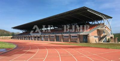 FILIPINAS OVAL BLEACHERS STEEL TRUSS PROJECT