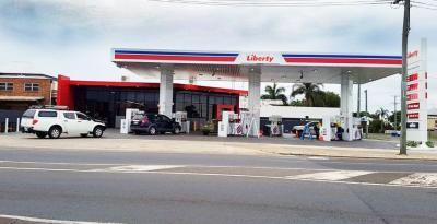 AUSTRALIA LIBERTY GAS STATION